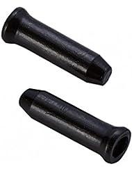 10x Topes Conteras SACCON Aluminio Negro Cables de Freno 1.5mm Bicicleta 3270ng