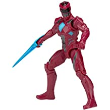 Power Rangers 4260112,5cm figurina del Power Ranger rosso del film