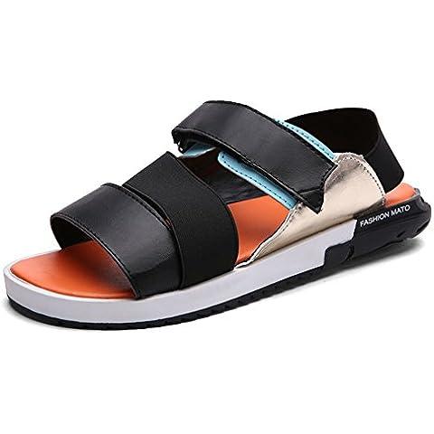 Zapatos de tendencia del verano/Zapatos de hombre sencillo y cómodo