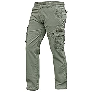 Jet Pant light oliv - 36