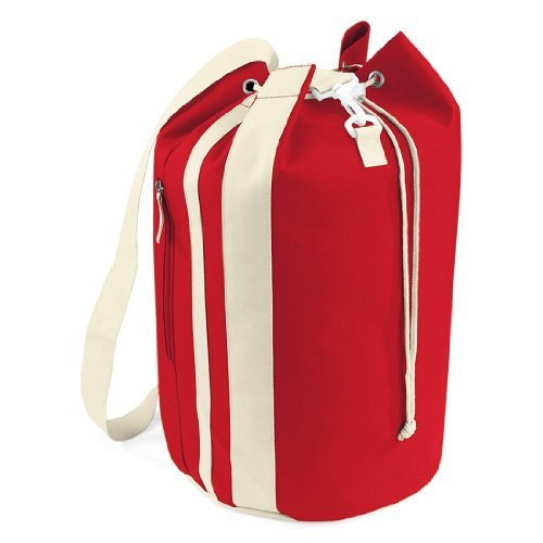 Shirtstown Pacific Sea Bag, Seesack, Tasche, Sack, Beutel, Kult classicred
