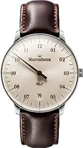 MeisterSinger Neo NE903 Montre avec une seule aiguille Design Classique