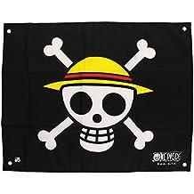 ABYstyle - ABYDCT001 - Muebles y Decoración - One Piece - Bandera - Cráneo  - Luffy 70f38b39161