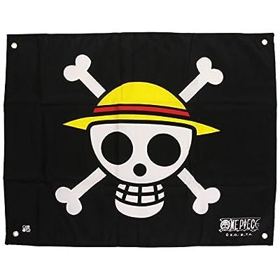 Abystyle - ABYDCT001 - Muebles y Decoración - One Piece - Bandera - Cráneo - Luffy - 50 x 60 cm