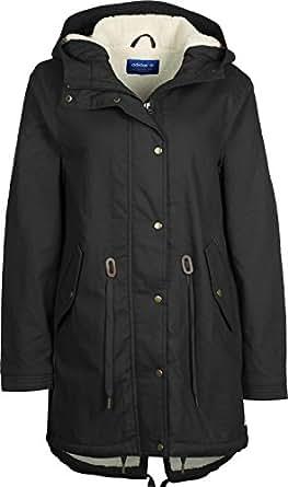 Adidas Winter Cotton W Parka 32 black