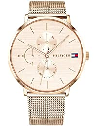 Tommy Hilfiger Analog Pink Dial Women's Watch - TH1781944