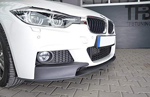 Tuning-deal Frontlippe Frontspoilerlippe Frontspoiler F30 / F31 M-PAKET