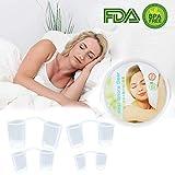 Dilatador Nasal Dispositivos Anti Ronquido, Premium Dilatadores Nasales Antirronquidos soluciones,Alivia Apnea Del Sueño