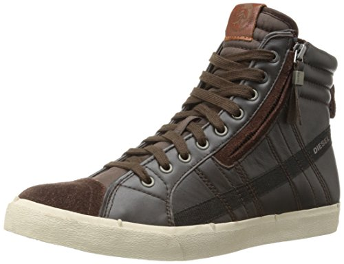 Diesel Stivaletto Sneaker Uomo Velows String Men Java T.Moro Y00781 PR131 T2186,41