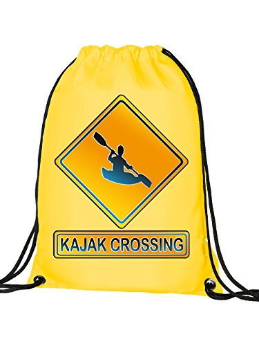 KAJAK CROSSING 2266 Turnbeutel (Gelb)