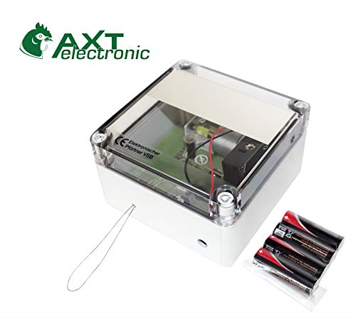 VSBb – Elektronischer Pförtner mit Batterien AXT-Electronic - 3