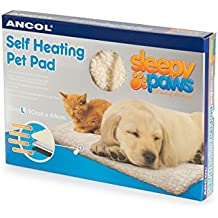 ANCOL Self Calefacción mascota pad gato/perro cama