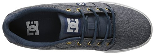 DC Shoes Anvil Tx Se, Baskets mode homme Vintage Indigo