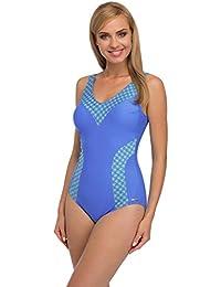 aQuarilla Costume da Bagno Intero Donna AQ164