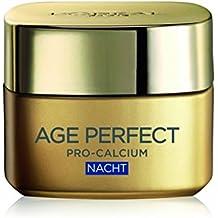 2x L'Oreal Paris Age Perfect Pro-Calcium Crema de Noche por 50ml