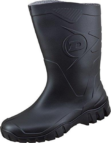 """Preisvergleich Produktbild Dunlop Gummistiefel """"Dee"""" 43 Schwarz"""