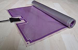 tapis chauffant ultra fin 180 watts 1 20 m bricolage. Black Bedroom Furniture Sets. Home Design Ideas