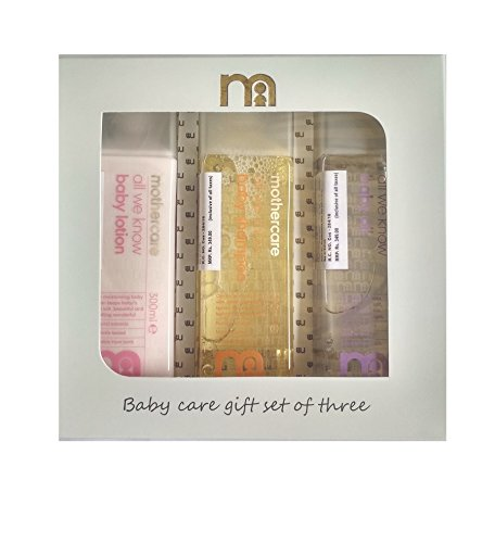 Mothercare-All-We-Know-Baby-Gift-Box-Shampoo300mlBaby-Lotion-300mlBaby-Oil-300ml-Combo-Box