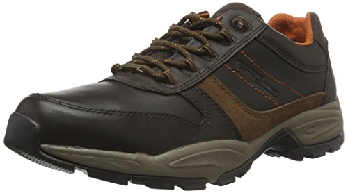 camel active Herren Evolution Gtx 20 Oxford Braun (mocca/timber 03)