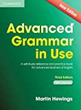 Advanced Grammar in Use: Third edition. Book with answers