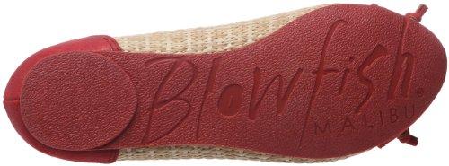 BlowfishNita - Scarpe basse donna Red/Nat Faux