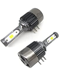 Tradico® 1Pair H15 Bulbs LED Headlight 110W COB DRL For BMW Audi Benz 26000LM Lamp 6000K