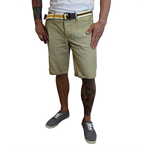 Jet Lag Chino Shorts 17-146 in 7 Farben (40, beige)