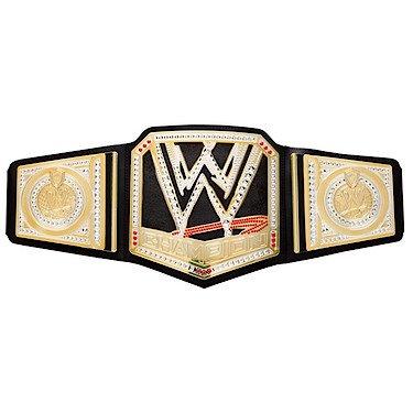 WWE – Championnat WWE – Ceinture de