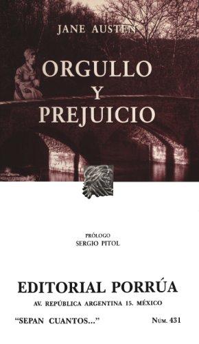 Orgullo y prejuicio (Colección Sepan Cuantos: 431) eBook: Jane ...