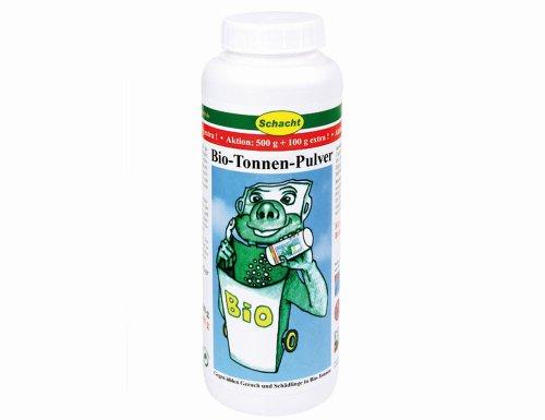 Schacht 1BIOT500 Biotonnen-Pulver 600 gr