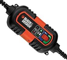 BLACK+DECKER 0690103 BDV090 Carica Batteria da 6 V e 12 V