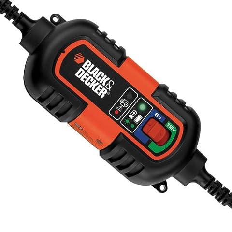 BDV090 Chargeur - Mainteneur De Batterie 6-12v
