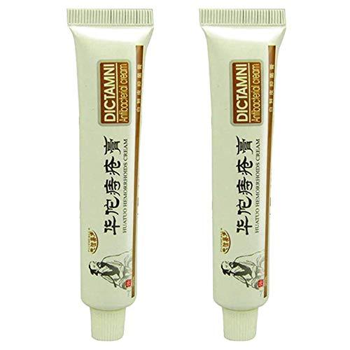 HEMORELIEF CREAM crème pour le soulagement rapide des hémorroïdes à base de plantes, crème...