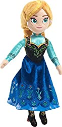 Disney Frozen Talking Plush - Anna