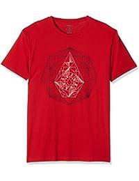 Volcom Men's Tone Stone BSC S/S Short Sleeve T-Shirt