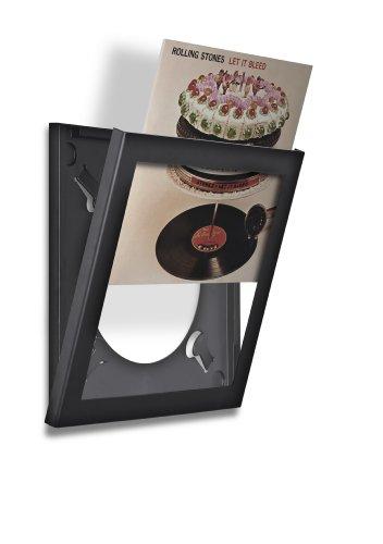 Cornice Art Vinyl  flip & frame confezione singola nera