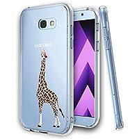KeKeYM Samsung Galaxy S Series - Parachoques de Poliuretano termoplástico ...