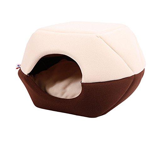 Pet Supplies Cat Sleeping Bag Kennel, Trois Couleurs En Option ( Couleur : B , taille : M )