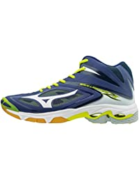 low priced 9f95c 4f2ae Mizuno Wave Lightning Z2 Mid, Scarpe da Volley Pallavolo Uomo (40 EU)
