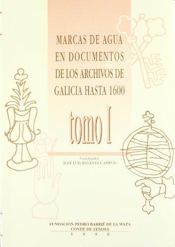 Marcas de agua en documentos de los archivos de Galicia, siglo XIX por José Luis Basanta Campos