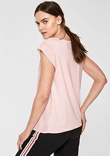 s.Oliver BLACK LABEL Damen T-Shirt happy rose