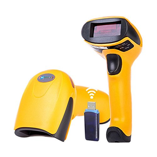 Wireless Barcode Scanner, NETUM ...