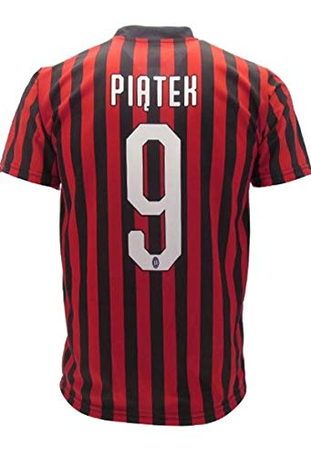 3R SPORT SRL Camiseta Piatek 9 Milan Réplica Autorizada