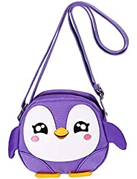 cdea756e8b8 Sumnacon Little Girls Small Purse Shoulder Handbag Cross Body Messenger Bag  with Zipper - Nice Stocking