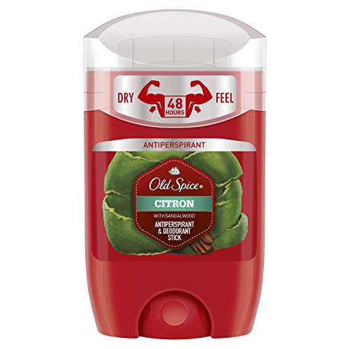 Old Spice Citron Antitranspirante Y Desodorante En