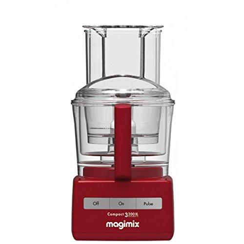 Magimix 3200 XL Robot cocina Rojo - exprimidor incluido