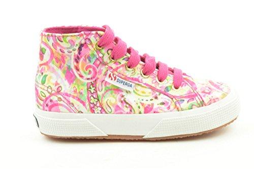 Chaussures Le Superga - 2795-fabricfanplj - Bambini FIESTA FUXIA