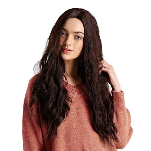 (Dtuta HaarverläNgerungen Langwelliges Volumen, Mittel, NatüRlich, Glatt, GläNzend Lernen Sie Den Alltag Kennen PerüCken Damen Haarteile)