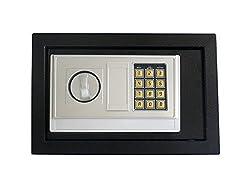 F01 Elektronische Safe/Tresor, Wand-/Möbeltresor: Doppelbolzen Verriegelung, 310mm