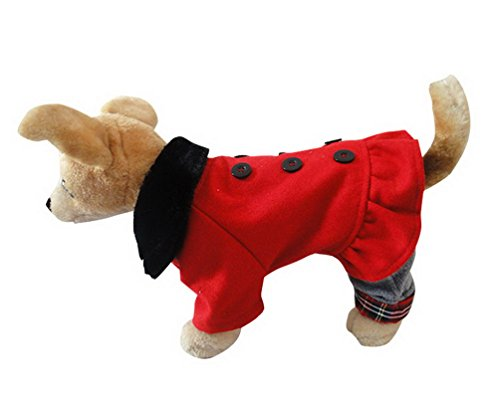 selmai-woolen-dog-outfits-double-breasted-trim-ruffles-coat-pants-winter-red-xl-for-small-dog-cat-pu